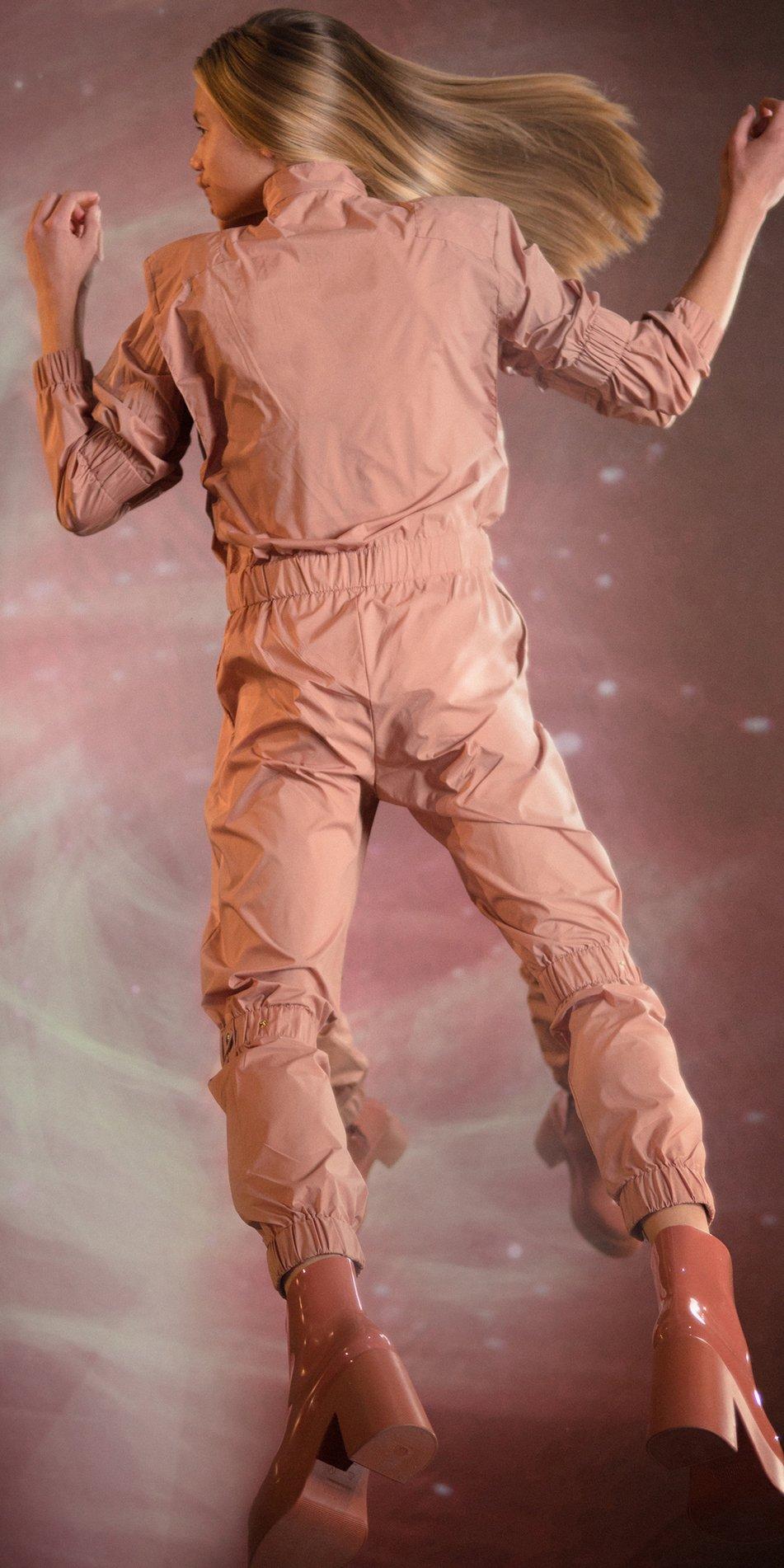 APOLLO blush jumpsuit 1