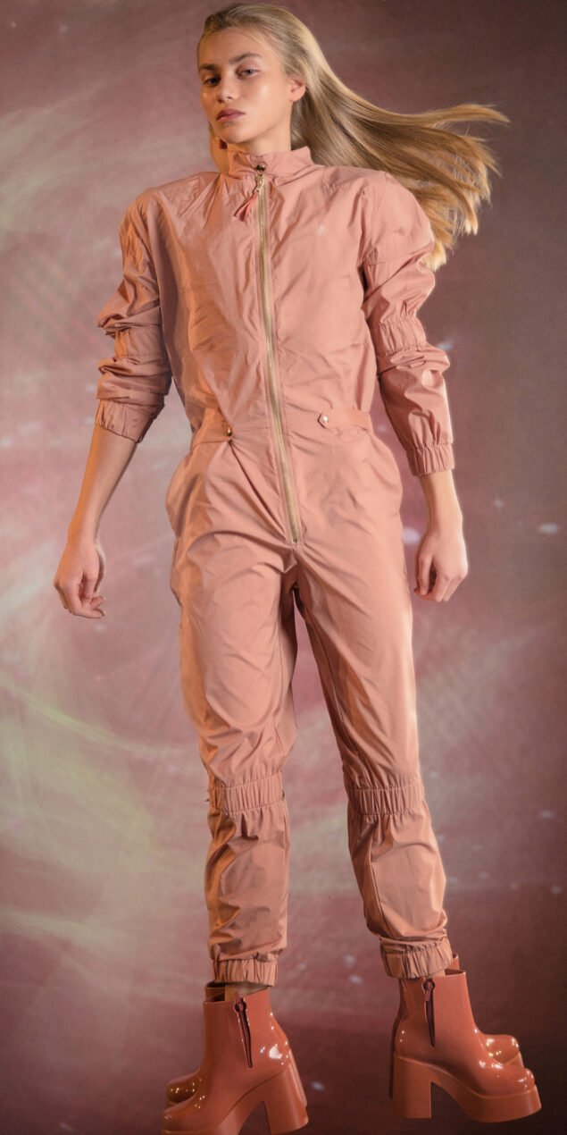 APOLLO blush jumpsuit 2