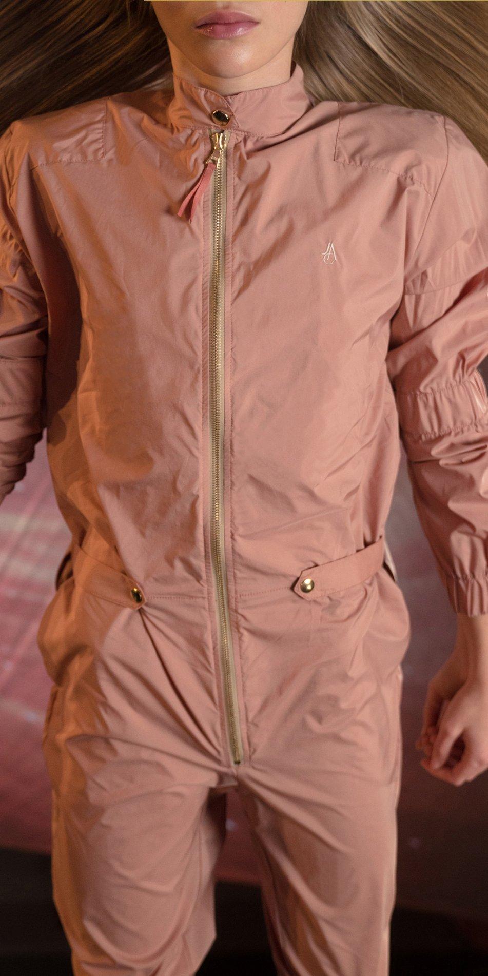 APOLLO blush jumpsuit 3