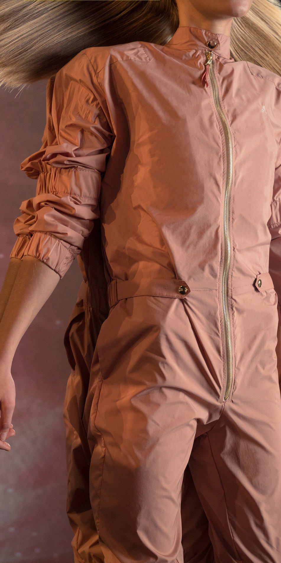 APOLLO blush jumpsuit 5