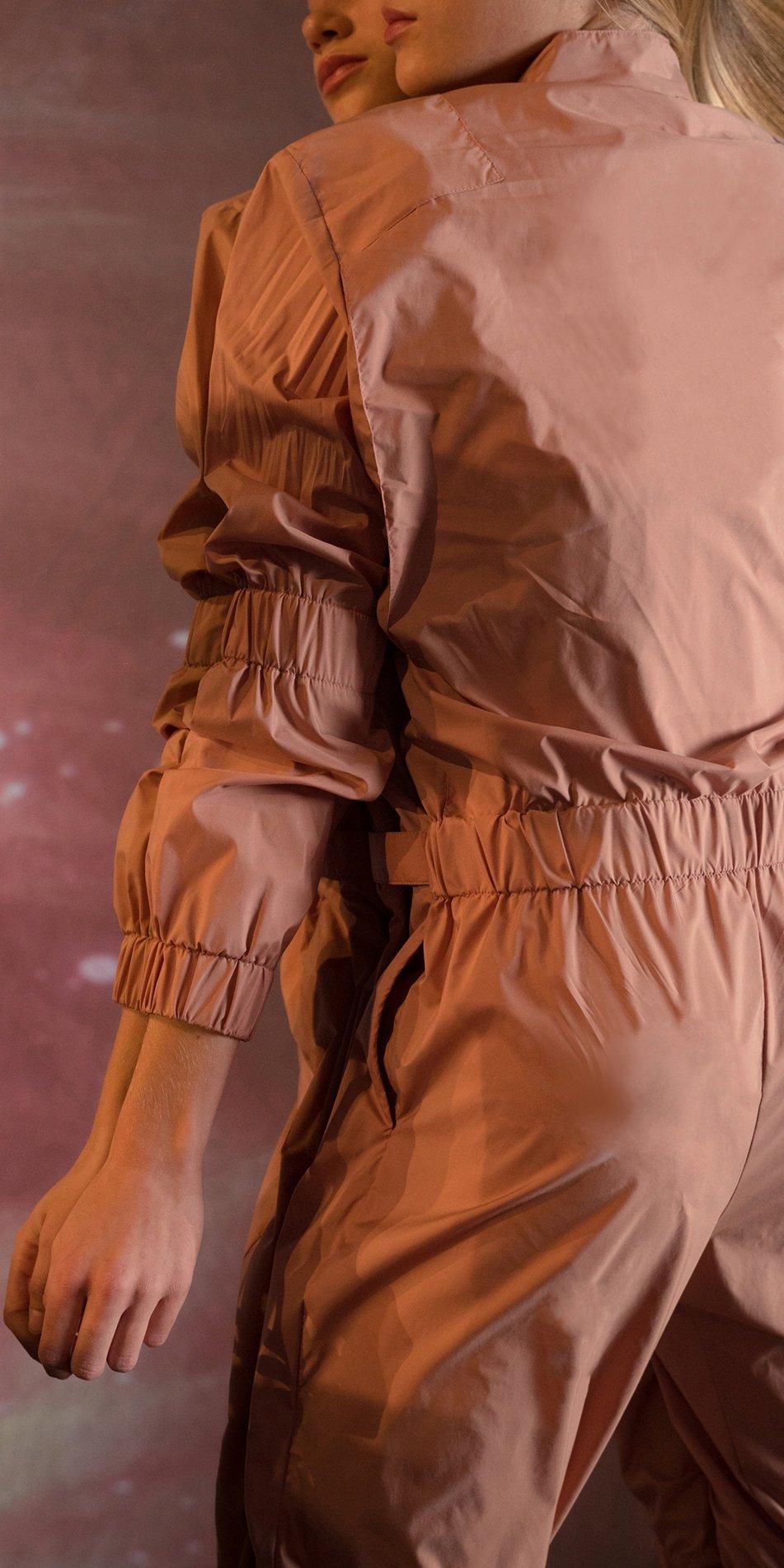 APOLLO blush jumpsuit 9