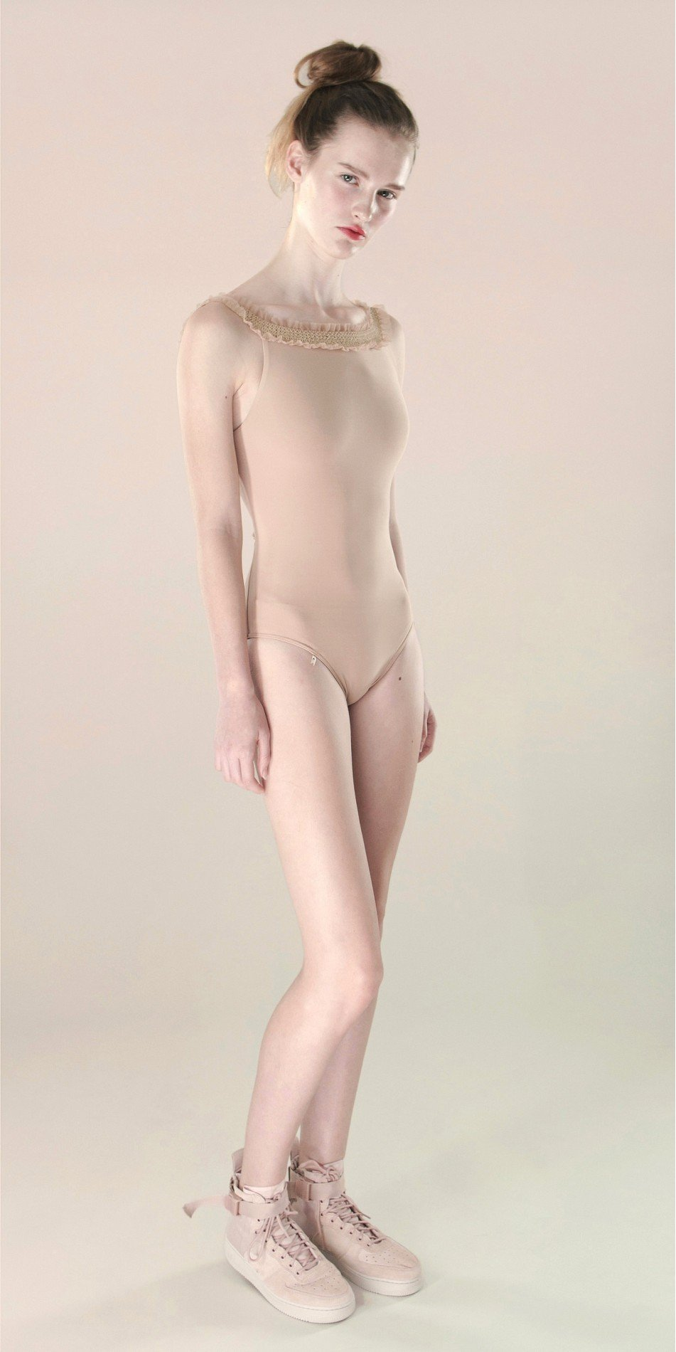 ELEANOR cross20back20leotard nude 2 r