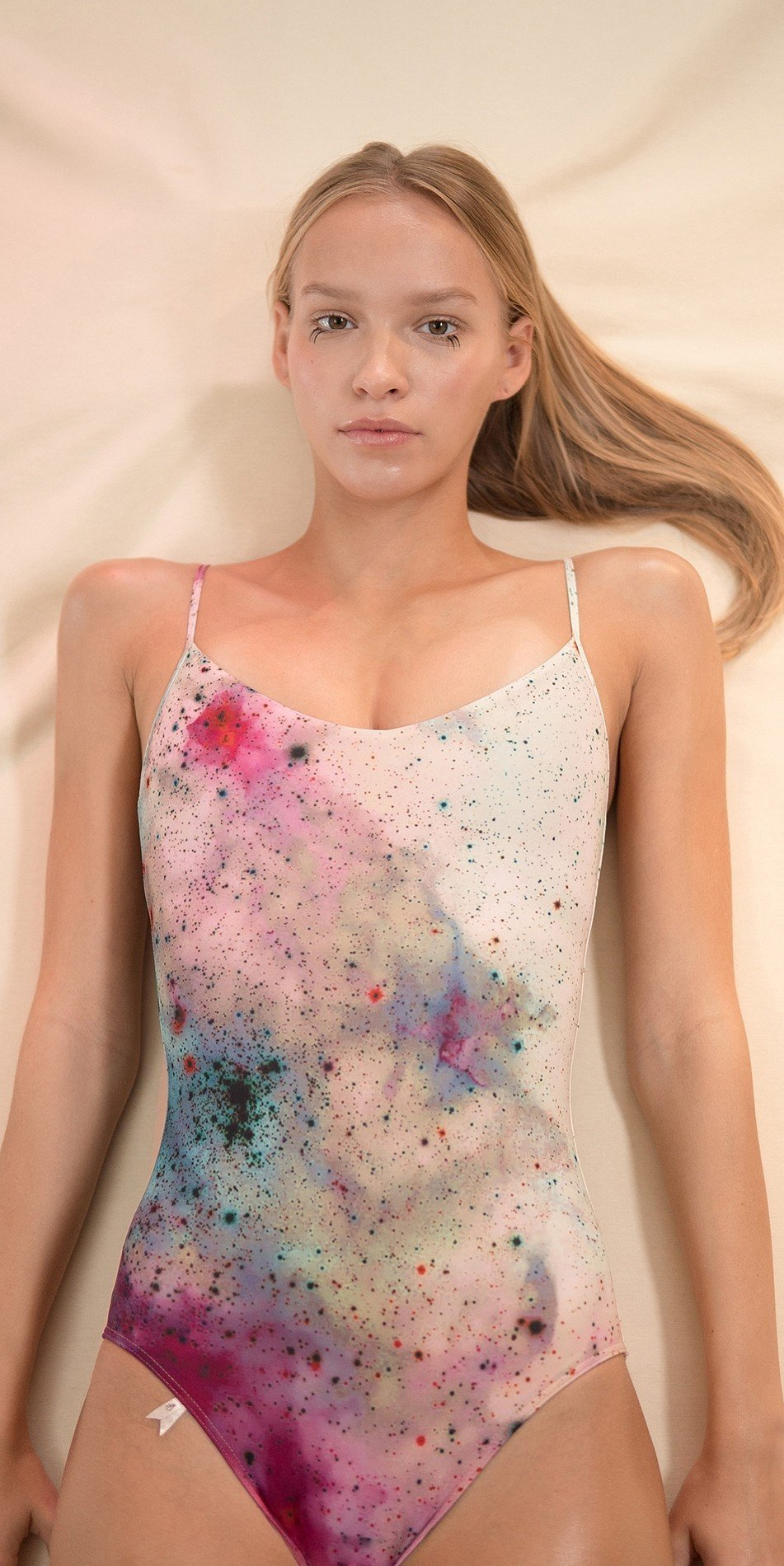 GALAXY aquarelle classic leotard 1 r