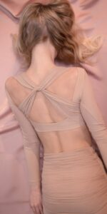 GRES knotted20back20top20with20sleeves nude 2 r 1