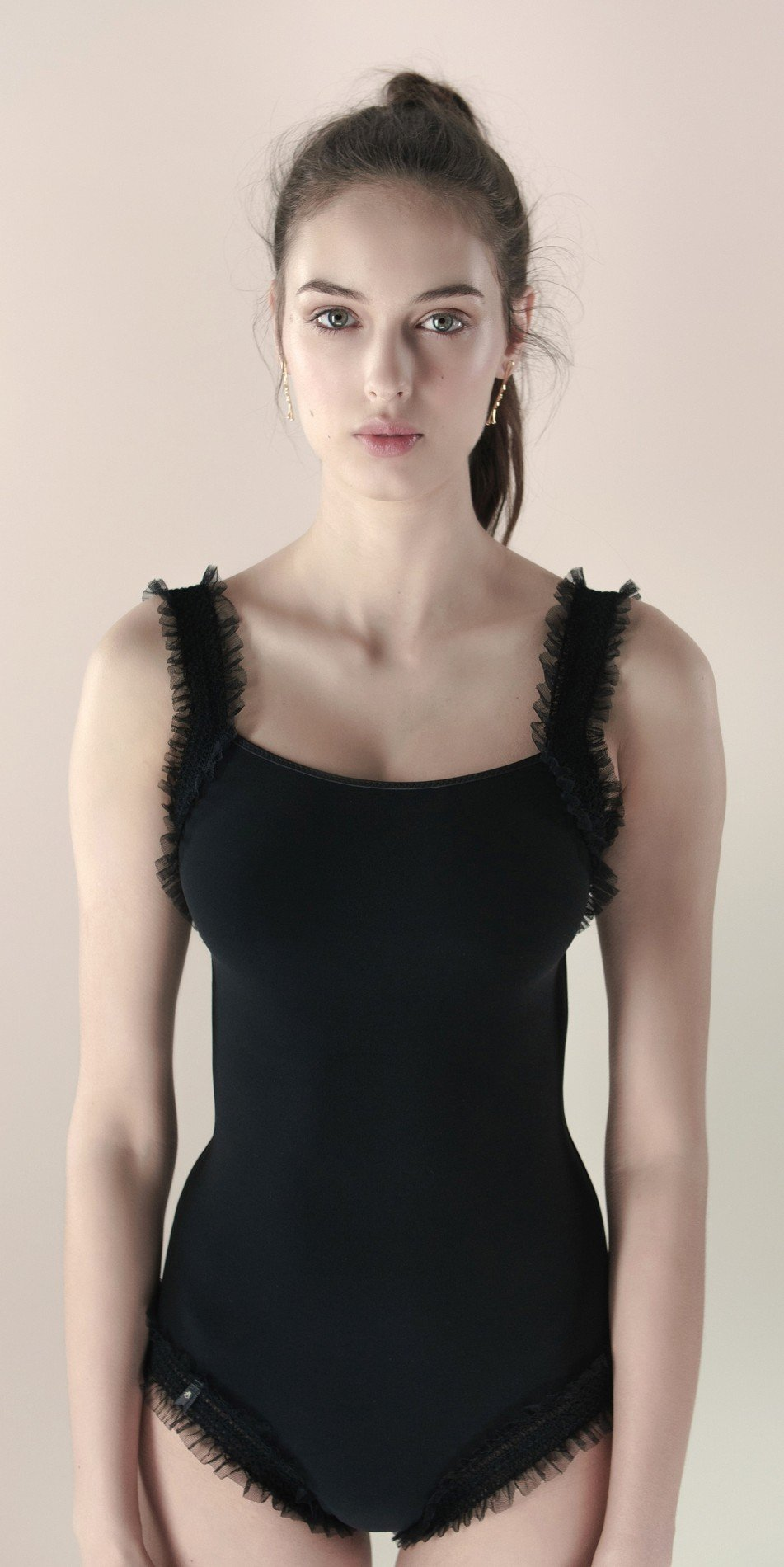 eleanor straps leotard 3