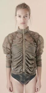 para cute khaki jacket 1. r