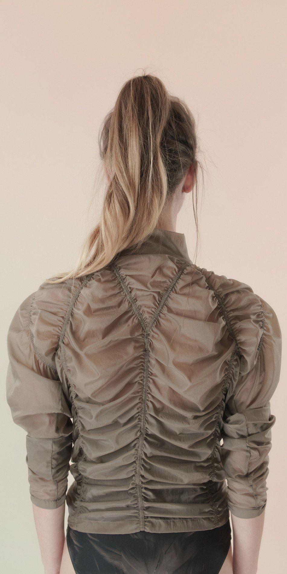 para cute khaki jacket 2 r