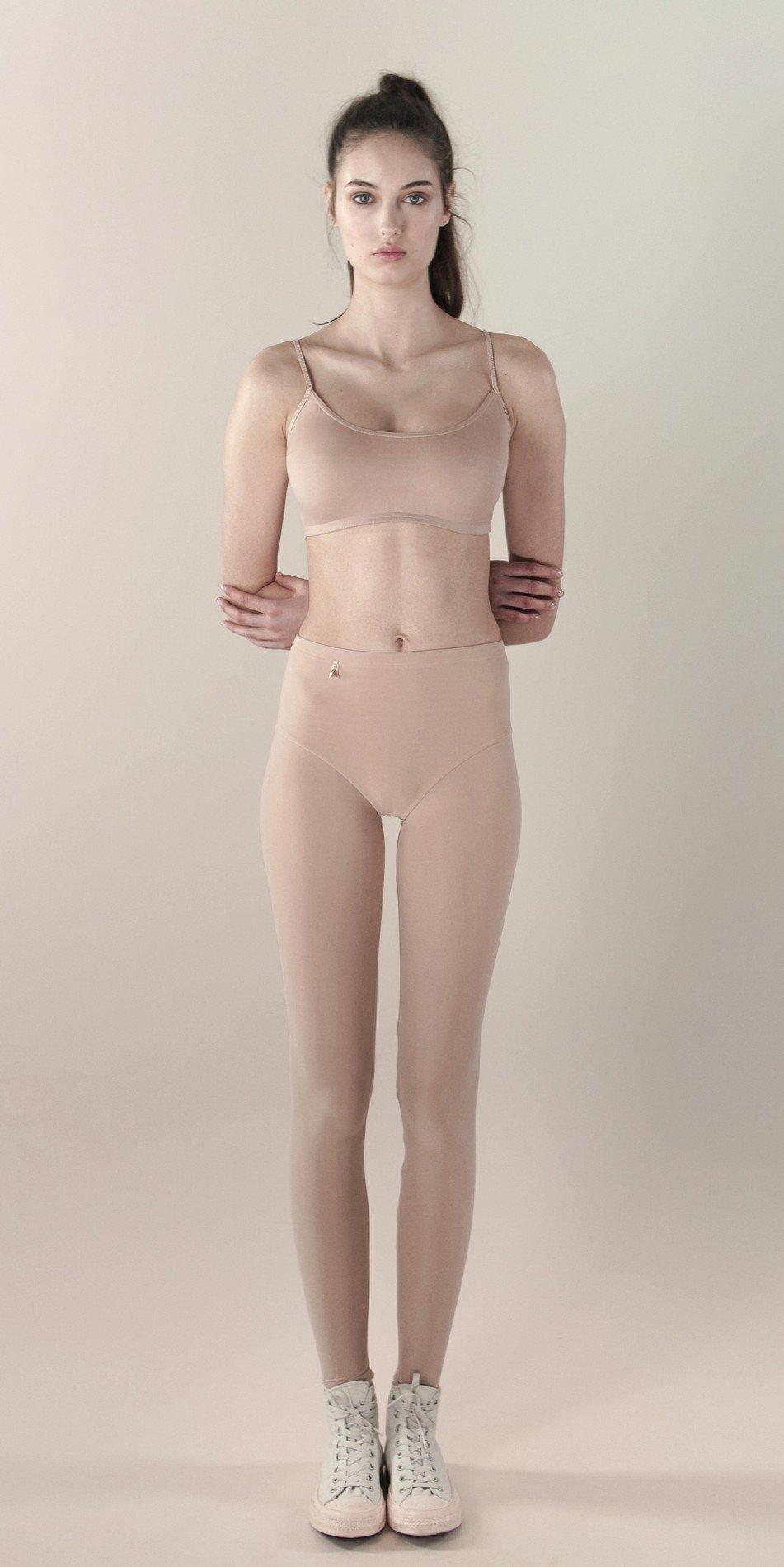 skinky nude leggings 3