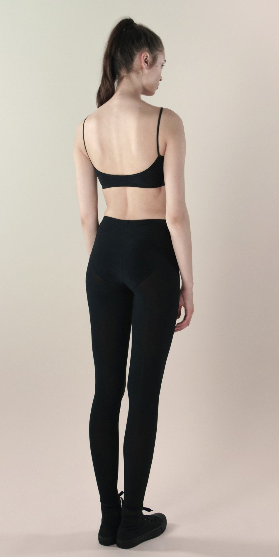 skinky leggings black 3