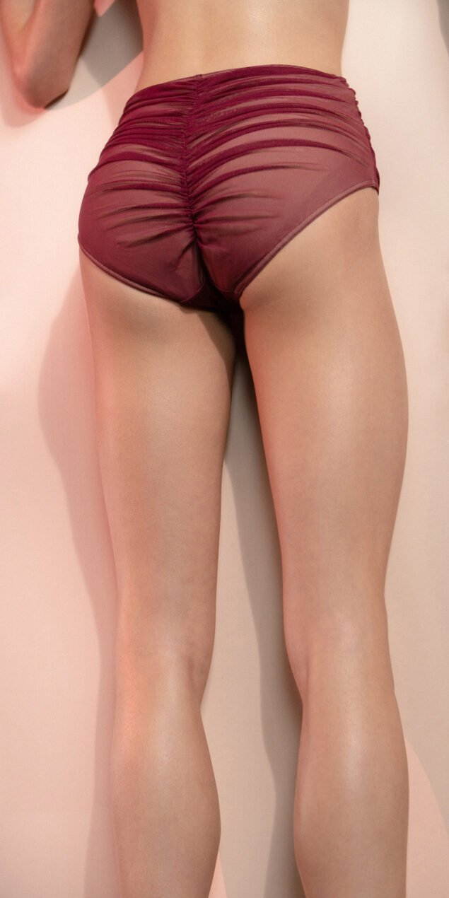 GRES – red cache ceour panties 3