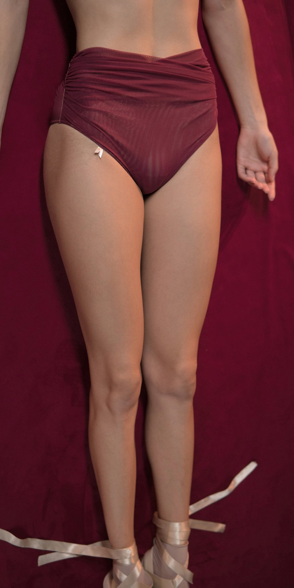 GRES red cache ceour panties 1