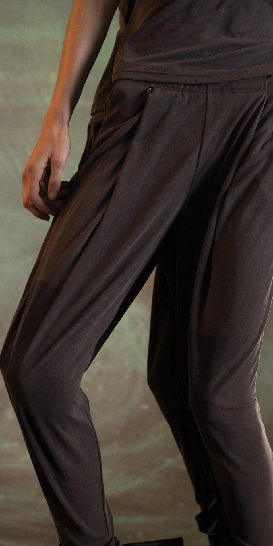 BALLERINA chocolate carrot pants 2 1