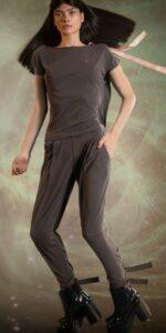 BALLERINA chocolate carrot pants 3 2