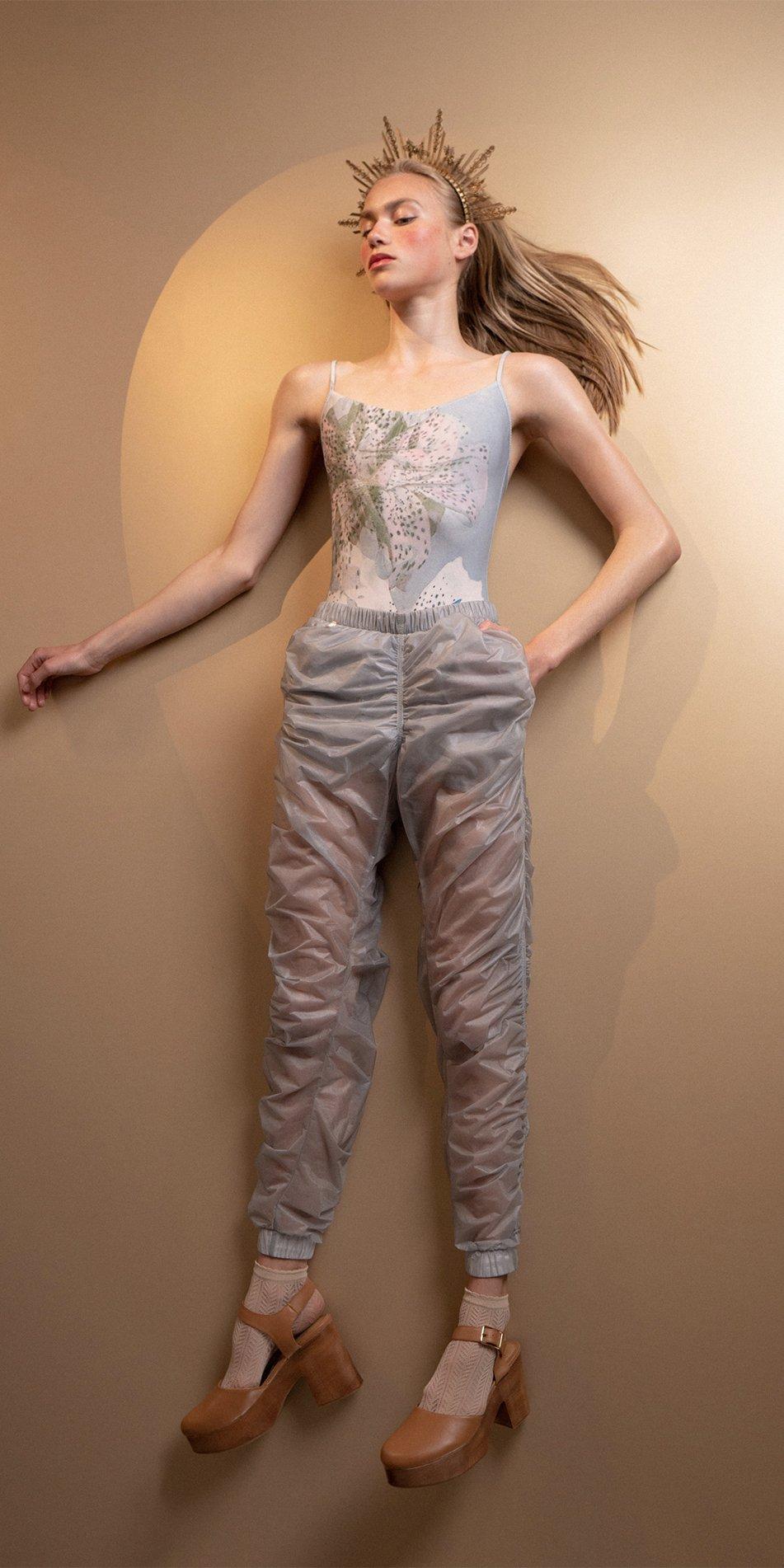 N PARACUTE ice draped pants Bloom 9