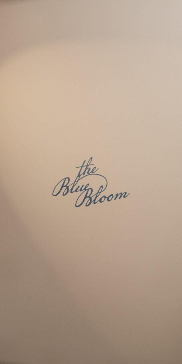 Blue Bloom 3